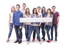 Groupe de personnes Photos libres de droits