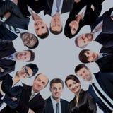 Groupe de personnes divers avec Copyspace Images libres de droits