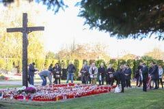 Groupe de personnes prière Photo libre de droits