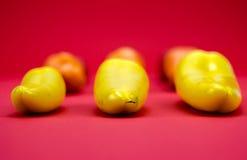 Groupe de poivrons Image libre de droits