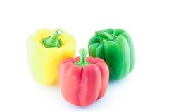 groupe de poivrons, Image stock