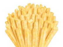 Groupe de pommes frites photos stock