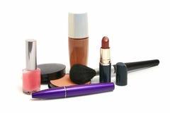 groupe de produits de beauté Images stock