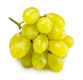 Groupe de raisin blanc Photo stock