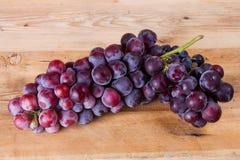 Groupe de raisins Photos stock