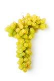 Groupe de raisins mûrs Photos stock