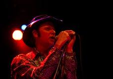 Groupe de rock américain Jason et les Scorchers Photos libres de droits