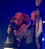 Groupe de rock finlandais PMMP de bruit Image stock