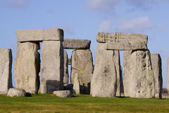Groupe de Stonehenge Photos stock