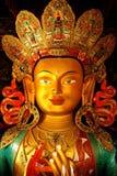 Groupe de tête de Bouddha Photos stock