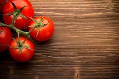 Groupe de tomate. photo stock