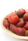 Groupe de tomates Photo stock