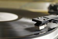 Groupe de tourne-disque Photographie stock libre de droits