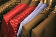 Groupe de vestes pour des chanteurs et des magiciens Photographie stock