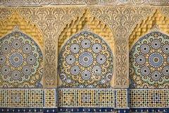 Groupe de vieux Medina à Tanger Photos libres de droits