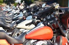 Groupe du grand vélo 2 Photos stock