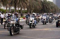 Groupe Dubaï d'aigle Images stock