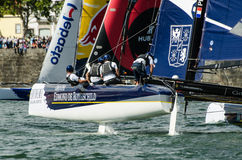 Groupe Edmond DE Rothschild concurreert Royalty-vrije Stock Fotografie