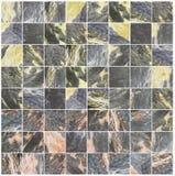 Groupe extérieur de plan rapproché du modèle en pierre au vieux fond en pierre noir de texture de mur de briques Photo libre de droits