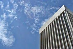 Groupe - immeuble de bureaux Photo libre de droits
