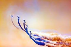 Groupement aérien photos libres de droits