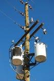 Groupes électrogènes, Li de téléphone Photos libres de droits