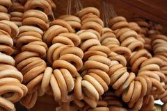 Groupes de bagels Photographie stock libre de droits