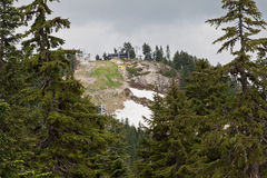Grouse Mountain Vancouver Stock Images