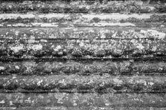 Grov abstrakt textur av en gammal stenyttersida Arkivbilder