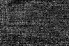 Grov bomullstvilltexturbakgrund, modedesign Arkivfoto