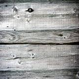 Grov gammal grå wood textur Royaltyfri Fotografi