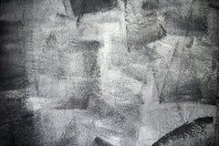 Grov grungetextur av ojämna målarfärgslaglängder Royaltyfria Bilder