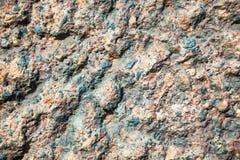 Grov kapitalvara texturerad stuckaturväggbeläggning Abstrakt patchy bakgrund Royaltyfri Fotografi