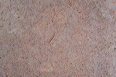 Grov rosttextur Arkivbild