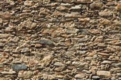 Grov sandstenvägg Royaltyfria Foton