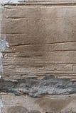 Grov textur av gammal betongväggbakgrund Arkivfoton