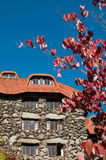 Grove Park Inn. In Asheville, North Carolina royalty free stock photos