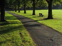 grovelands伦敦n15公园 库存图片