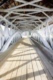 Groveton Covered Bridge Royalty Free Stock Photography