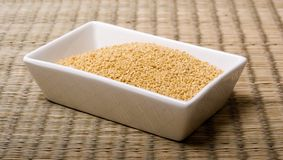 grovkornig soybean för extract arkivfoton