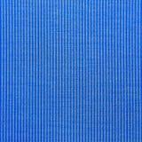 Grovt blått tyg från en stol Fotografering för Bildbyråer