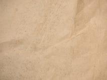 Grovt brunt jordlottpapper Royaltyfria Bilder