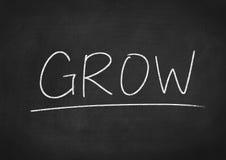 grow stockfoto