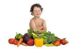 Grow healthy Stock Photography