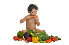 Grow healthy Stock Images
