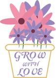 Grow With Love Stock Photos