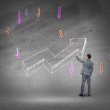 Grow and success concept Stock Photos