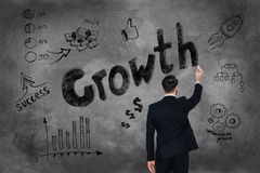 Grow your business! Royalty Free Stock Photo