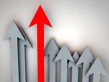 Growing Business Stock Image