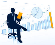 Growing business Royalty Free Stock Photos